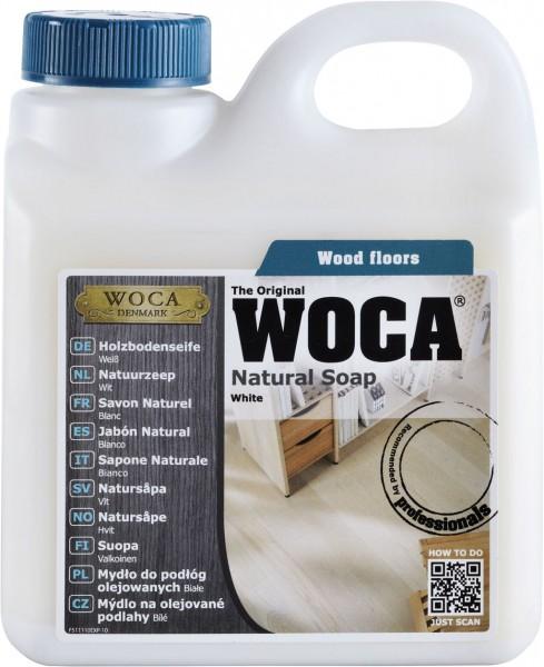 Woca Holzbodenseife Weiss 2,5 Liter