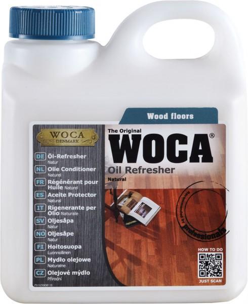 Woca Öl-Refresher Natur 2,5 Liter