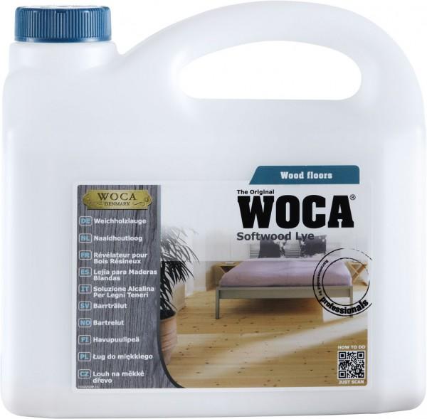Woca Weichholzlauge 2,5 Liter