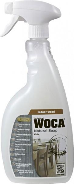 Woca Naturseife in Sprühflasche Weiss 750 ml