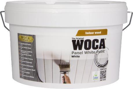 Woca Paneelweiß 2,5 Liter