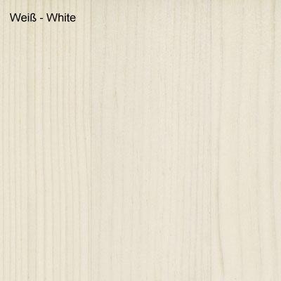 WOCA Exterior Öl Weiß - 2,5 Liter