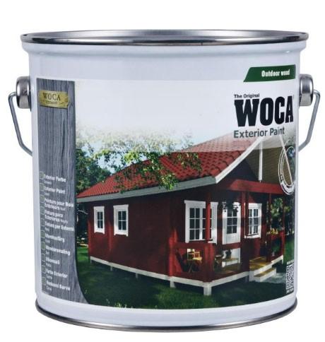WOCA Exterior Öl Bangkirai - 2,5 Liter