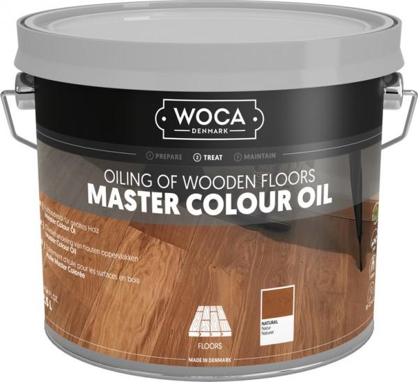 Woca Meister Bodenöl Natur 2,5 Liter