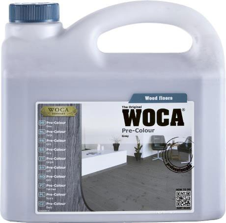 Woca Pre Colour Grau 2,5 Liter