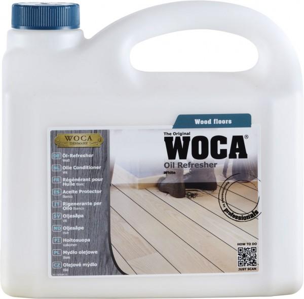 Woca Öl-Refresher Weiss 2,5 Liter