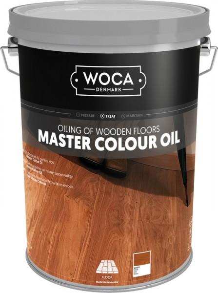 Woca Meister Bodenöl Weiß - 5,0 Liter
