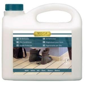 WOCA Öl-Refresher Weiß - 250 ml