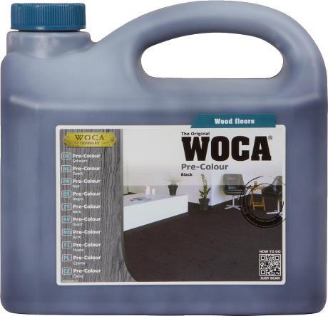Woca Pre Colour Schwarz 2,5 Liter