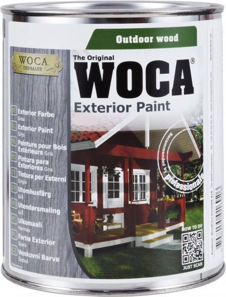 WOCA Exterior Öl Teak - 0,75 Liter
